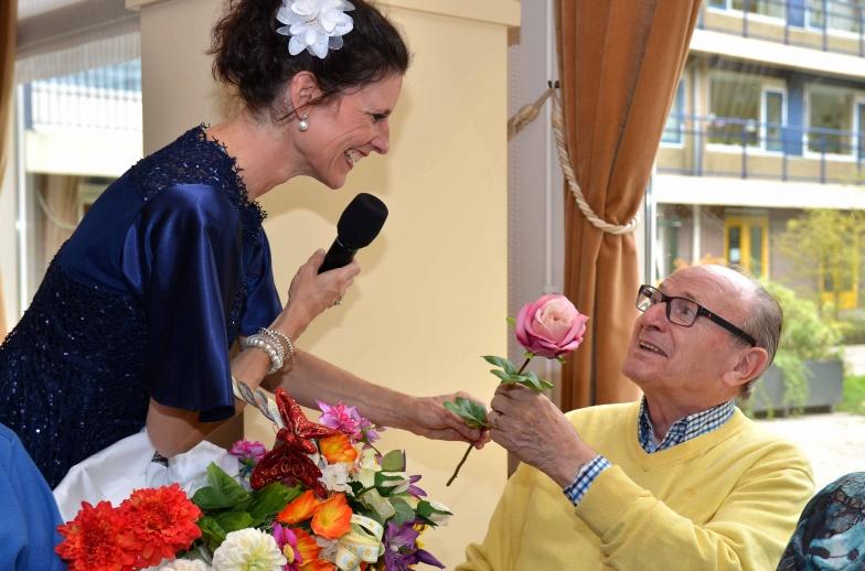 La Donna Mobile; Optredens voor Ouderen en Senioren