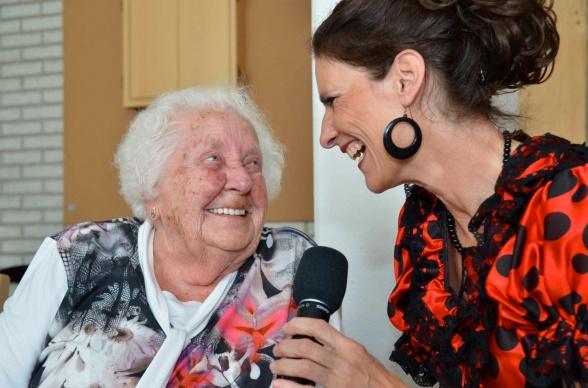 La Donna Mobile; muziek in de zorgsector, woonzorgcentra, verpleeghuizen, verzorgingshuizen, de Zonnebloem