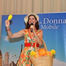 optreden muziek in verpleeghuis La Donna Mobile