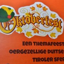 Oktoberfest voor ouderen en senioren
