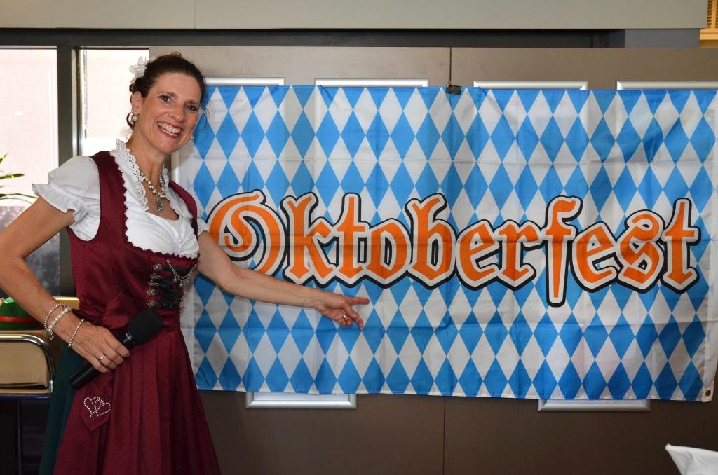 Oktoberfest voor ouderen en senioren La Donna Mobile