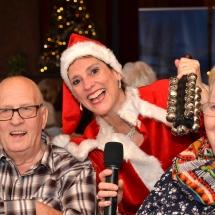 Kerst ouderen en senioren