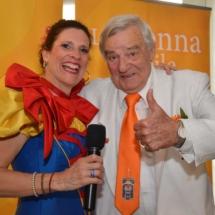 muziekoptreden Oranjevereniging