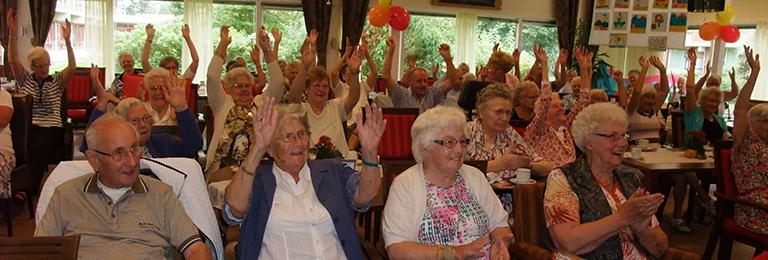 Muziekoptredens voor Ouderen en Senioren